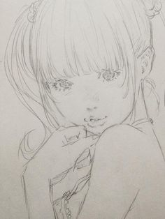 Manga style drawings by Eisakusaku
