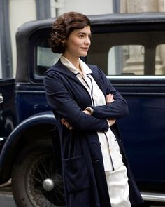 """Pajamas, Audrey Tautou in """"Coco Avant Chanel."""""""
