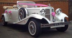 Vintage style wedding car bristol and somerset www.spiritweddingcars.co.uk
