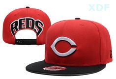 MLB Cincinnati Reds Snapback Hat