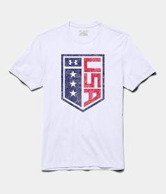 76ac69cb4fd8 Men s UA USA Crest T-Shirt