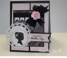 Cameo Mom by Julia M - Cards and Paper Crafts at Splitcoaststampers