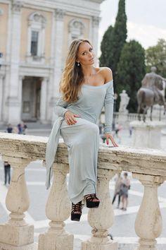 Panna Joanna--ONE DAY IN ROME