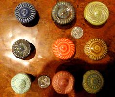 Custom Order Cabinet Knobs by PotteryByPatricia on Etsy, $7.00