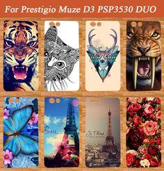 新しいファッション塗装diyの色ソフトtpuケースカバー用prestigio週間ほどでd3 PSP3530 duo 3530デュオケースe3 PSP3531 duo 3531ケース