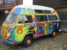 My van :) one day in my past life :p
