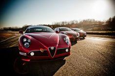 Alfa Romeo Advanced Driving Course at Guida Sicura Advanced Driving Course, Driving Courses, Alfa Romeo 8c, Toys For Boys, Cool Cars, Trucks, Bike, Vehicles, Engine
