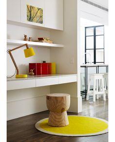 Mark Tuckey - egg stool office