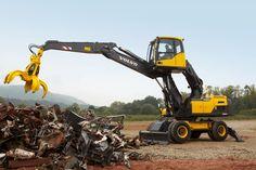 Volvo Construction Equipment Media Library