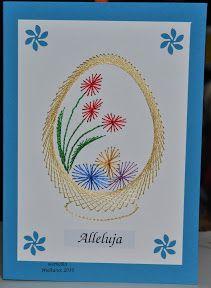 Stitching cards-Easter 2010 haft matematyczny- kartki Wielkanoc 2010 - wernatka 1 - Álbuns da web do Picasa