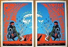 Pearl Jam NW CCFA Melbourne Art Prints, Music Print, Art, Top Artists, Comic Book Cover