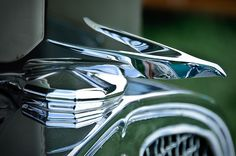1931 Essex Hood Ornament by William Horton Photography, via Flickr