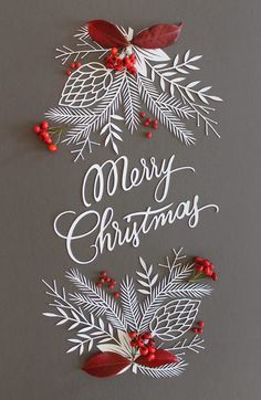 To all who celebrate, I want to wish you the merriest Christmas and the happiest New Year. I am so very thankful for everyone who calls by here; you truly are the best! I thought I'd leave you with a stunning piece of paper cutting; my heart just soared when I saw this on Pinterest. There's …