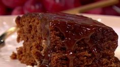 Sticky toffee pudding is one of John Whaite's all-time favourite bakes - it's a real crowd pleaser and a good Friday night treat - enjoy!
