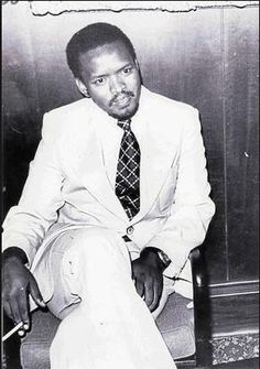Men in suit. Steve Biko, Black Royalty, Human Rights Activists, Malcolm X, Historical Quotes, African History, Black Power, Black People, Black Is Beautiful