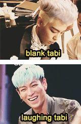 Big Bang Gifs — Choi Seunghyun ⇒TOP's expressions