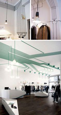 Aproveitando aquele monte de fios e cabos pra decorar ou como fazer do limão uma limonada & Ontwerpduo.nl | Collectie | Light Forest | ????.... | Pinterest ... azcodes.com