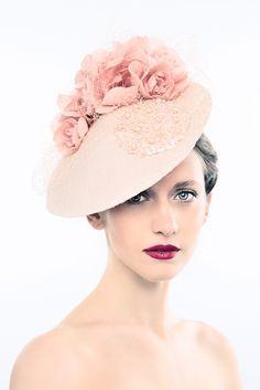 Pikette  from Alexandra Harper Millinery www.alexandraharpermillinery.com  Millinery Hats bbe64851d3af