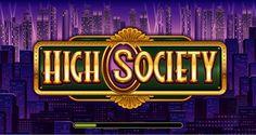 High-society #highsociety #newonlineslotgames #newmicrogaminggames #mobilecasino