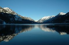 Home Sweet Home. Lake Chelan. Swiped from @Marianne Howell Firth- that's a great picture!