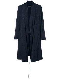 UMA WANG floral jacquard coat. #umawang #cloth #coat