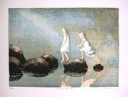 Lars Løken - kunstner - maleri - grafikk Norway, Painting, Art, Sculpture, Kunst, Art Background, Painting Art, Paintings, Performing Arts