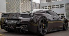 Luxury Customs Ferrari 458 Italia