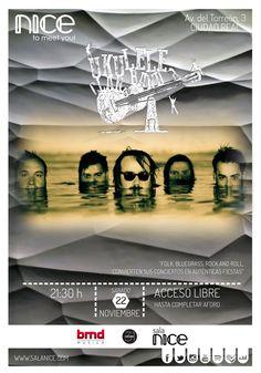 31Canciones presenta a Ukulele Clan Band en Sala Nice (Ciudad Real)