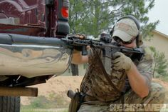 Read: RECOILtv Training Tuneups: Shooting Around Cars While Kneeling from RECOILtv on March 31, 2018 for Recoil.