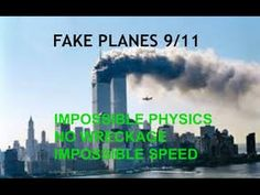 9/11 CONSPIRACY | Conclusive Evidence the 9/11 Planes Were NOT REAL | - 100% FACT