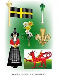Wales woman in Welsh National Costume. Cardiff Wales, Wales Uk, North Wales, Welsh Symbols, Celtic Symbols, St Davids Flag, Welsh Sayings, Wales Rugby, Saint David's Day