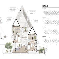 Residencias verticales para estudiantes, República Portátil – BETA