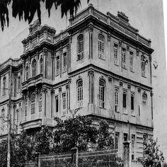 Colégio Dom Bosco. Manaus. Acervo: Moacir Andrade.