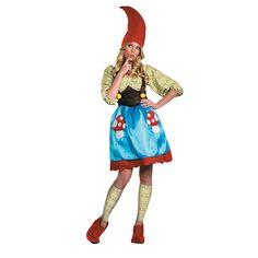 Ms.+Gnome+Small+Adult+Women's+Costume+-+OrientalTrading.com