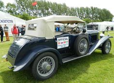 1928 Tourer by Calderbank (chassis 65WR)