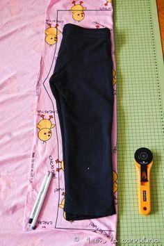 Tutorial: Cómo clonar un pijama (con técnicas geniales para clonar cualquier prenda).