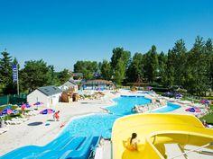 Camping**** Domaine de Dugny #Camping #DomaineDeDugny #Dugny #Siblu #Onzain #LoirEtCher #ValléeDeLaLoire #LoireValley #Nature #Vacances #Piscine #ParcAquatique