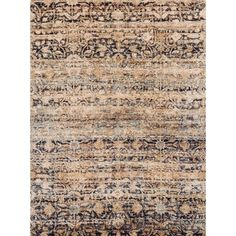 Contessa Sand/ Multi Rug (13' x 18') | Overstock.com Shopping - The Best Deals on Oversized Rugs