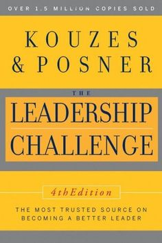 22 best leadership books recommended reading images on pinterest the leadership challenge kouzes posner fandeluxe Images