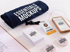 15 Towel Mockup PSD Templates Free & Premium - DesignYep