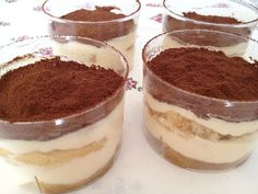 Glasses of Tiramisu without egg cake pops cake cake desserts desserts dulces en vaso faciles gourmet navidad Tiramisu Dessert, Canned Blueberries, Vegan Scones, Gluten Free Flour Mix, Scones Ingredients, Mini Desserts, Oreo Desserts, Vegan Butter, Kakao