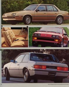 1986 Buick Full Line Buyers Guide Car Advertising, Ads, Buick Skyhawk, Buick Cars, Car Brochure, Gm Car, Car Memes, Buyers Guide, General Motors