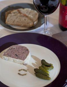 Terrine de Campagne - #BrasserieVanBaerle