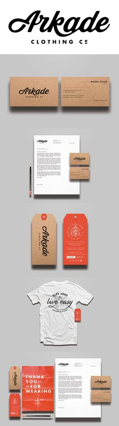 50+ Creative Brand Identity Examples of Clothing Store