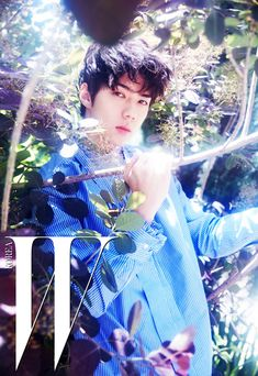 Sehun EXO - W Magazine July Issue '16