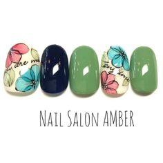 Diva Nails, Glam Nails, Cute Nails, Pretty Nails, Flower Nail Designs, Diy Nail Designs, Nail Art Hacks, Gel Nail Art, Hawaiian Nails