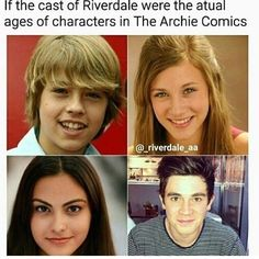 Woah...Camilla doesn't even look different! (I find it hard to believe that picture of Cole is him at 16, though.)