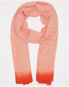Becksondergaard Graphic circle scarf