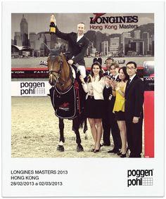 #poggenpohl #Grand Prix @ Hong Kong #Longine Masters