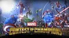 تحميل لعبة Marvel: Contest of champions for android للاندرويد